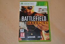 Battlefield Hardline Xbox 360 UK PAL **FREE UK POSTAGE**