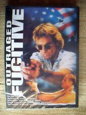 Outraged fugitive  DVD  NUOVO SIGILLATO