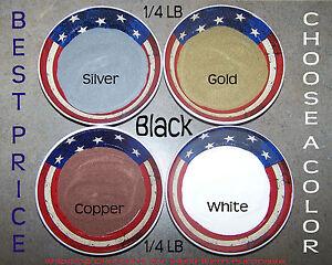 *Best Bulk Price*  1/4lb Detailed Embossing Powder Multiple Colors