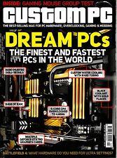 CUSTOM PC #125 February 2014 DREAM PCs The Finest & Fastest PCs in the World NEW