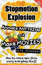 USED (GD) Stopmotion Explosion by Nate Eckerson
