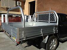 Great Wall Aluminium Dual Cab Tray 1880L x 1855W x 880H