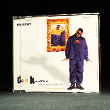 M Beat - Do You Know Where You're Coming From - Feat. Jamiroquai - music cd EP