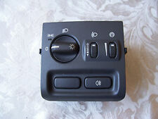 Volvo S40 V40 Headlight Switch Pack (Rear Foglights Only) 2000 to 2004 30613944