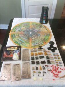 MILTON BRADLEY TOYS Vintage DARK TOWER Board Game