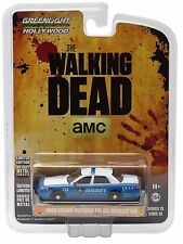 1:64 GreenLight *HOLLYWOOD R13* THE WALKING DEAD Sheriff Crown Victoria  NIP