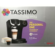 Bosch Tassimo My Way Coffee Machine,Black TAS6002GB NEW