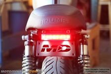 Triumph Scrambler Bonneville Thruxton Fender Eliminator w/ CLEAR LED Tail Light