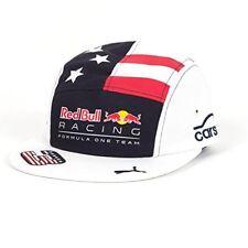 Red Bull Racing F1 2017 Daniel Ricciardo Special Edition USA GP Austin Hat