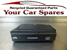 Toyota Avensis Demister & Passenger Lock Switch 03-09 Mk2