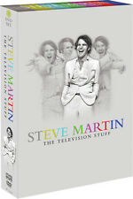 Steve Martin . The Television Stuff . Specials . Stand-Up . Bits Pieces . 3 DVD