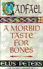 Cadfael Audio Book A Morbid Taste for Bones By Ellis Peters MP 3 CD Unabridged