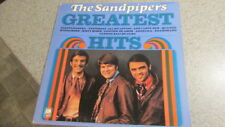 THE SANDPIPERS! - Greatest Hits, A & M Records Album, Pre-Owned