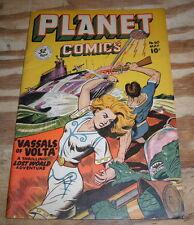 Planet Comics #60 comic book fine 6.0