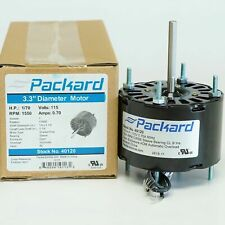 "40120 3.3"" Motor 1/70 HP 1500 RPM 115 Volts CW Rotation Replaces Fasco D120 U-14"