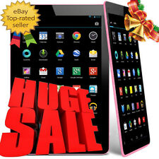 "9"" Inch Quad Core Camera Capacitive WIFI Android 4.4 Kitkat Allwinner Tablet PC"
