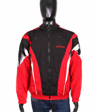 *Adidas Oldschool Mens Jacket Bomber Red size M