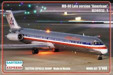 1/144 EASTERN EXPRESS Airliner MD-80 Late AA EE144112_1