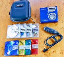 New listing Sony Minidisc Walkman Recorder Mz-Nx610 $65.00