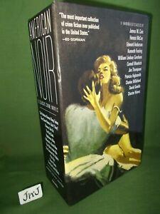 AMERICAN NOIR 11 CLASSIC CRIME NOVELS OF THE 1930s 40s & 50s BOXED SET Vol 1 & 2