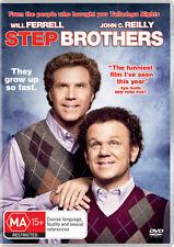 Step Brothers (will Ferrell John C. Reilly Mary Steenburgen) Comedy DVD Reg4