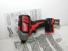 Milwaukee M18 2656-20 18 V Cordless Impact Driver Bare Unit NEUF