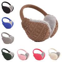 Winter Earmuffs Women Unisex Plush Muffs Men Ear Warm Earlap New Ear Cover Gift