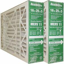 """GeneralAire 6Fm1625 (2-Pack) - 16"""" x 25"""" x 5 """" Filter Media for Mac 1400 and 240"""