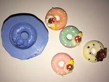 ♥ 1 Form Mold  für Torte Obst Puppenstube 1:12 ♥    Miniaturen Fimo