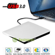 USB 3.0 External DVD RW Driver Recorder 3D Blu Ray CD/DVD Burner Writer Reader