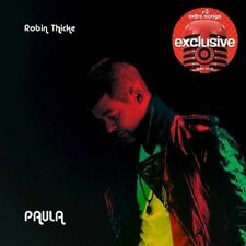 ROBIN THICKE - Paula [TARGET-EXCLUSIVE CD, 2014] NEW! w/ 3 BONUS ACOUSTIC TRACKS