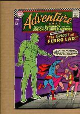 Adventure Comics #357 - The Ghost Ferro Lad - 1967 (Grade 6.0) WH