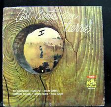 Los Chalchaleros - Asi Canta Mi Tierra LP VG+ AVL-3452 Argentina Vinyl Record
