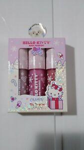 Colourpop x HelloKitty - Big Surprise Lux Lip Gloss Trio Set