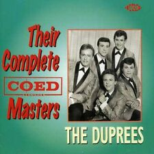 The Duprees - Their Complete Coed Masters [New CD] UK - Import