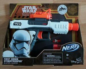 Star Wars Galaxy's Edge First Order Stormtrooper Blaster Nerf Gun new in box