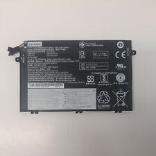 Genuine Lenovo E14 E480 E485 E490 E495 E580 E590 battery  5B10W13887