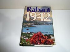 RABAUL 1942 PUBLISHED BY 2/22nd A.I.F. LARK FORCE ASSOCIATION  BOOK INSCRIBED