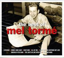 MEL TORME - THE BEST OF (NEW SEALED 2CD) Comin' Home Baby, Mountain Greenery