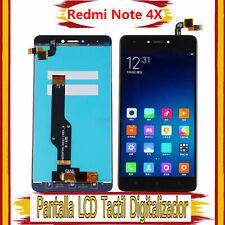 Pantalla Tactil Digitalizador LCD Touch Screen Para Xiaomi Redmi Note 4X Negro