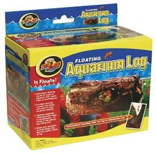 "Zoo Med Small Floating Aquarium Log, 6"" x 3.25"" x 3.2"" , FA10"