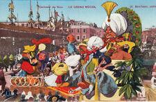NICE carnaval le grand mogol constructeur V. Bonifassi