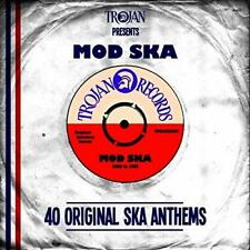 Trojan Presents: Mod Ska - Various Artists (NEW 2CD)