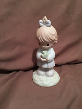 Precious Moments Figurine Have I Toad You Lately I Love You 521329