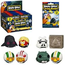FIVE Angry Birds Star Wars Mystery Bags Sealed Pack Series 1