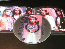 Bon Jovi The Wild One's Live Astoria Theatre London 1992 Rare Import Picture CD
