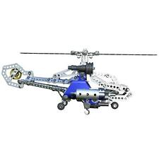 MECCANO Erector Tactical Copter Model Kit Set, age 10+