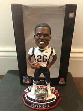 Sony Michel New England Patriots Super Bowl LIII Champions Ring Base Bobblehead