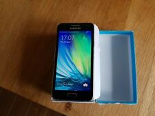 Samsung Galaxy A3 16GB Midnight negro de tres (3) teléfono móvil WiFi SM-A3000FU