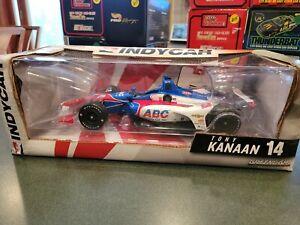 1:18 2018 Greenlight Tony Kanaan #14  ABC Supply AJ Foyt Racing  IndyCar st220